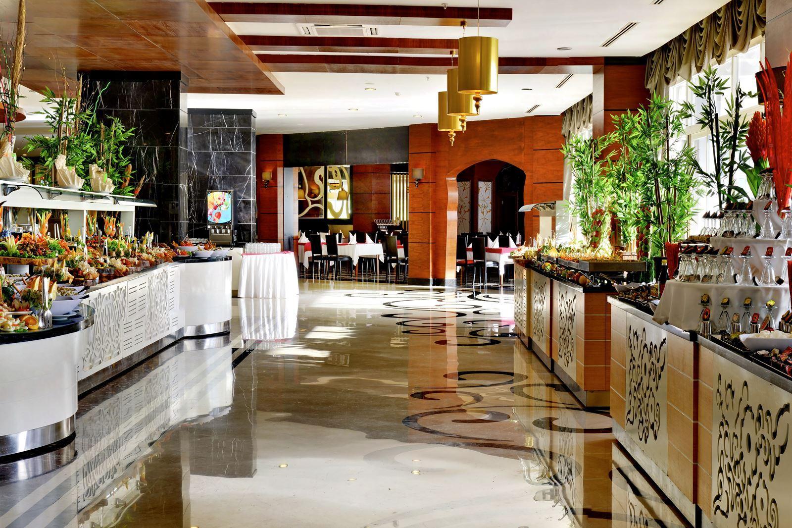 هتل سی پلنت ریزورت و اسپا آنتالیا