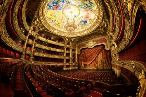 کاخی در پاریس که هنرمندان عاشق آن هستند
