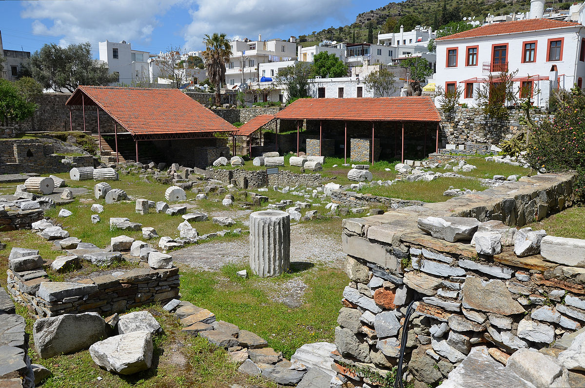 مقبره ماسولوس بدروم