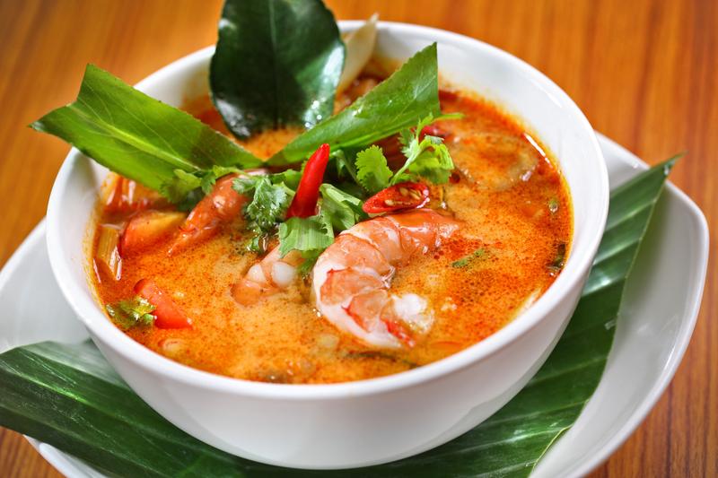 در سفر به تایلند چه بخوریم