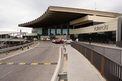 فرودگاه والنسیا اسپانیا