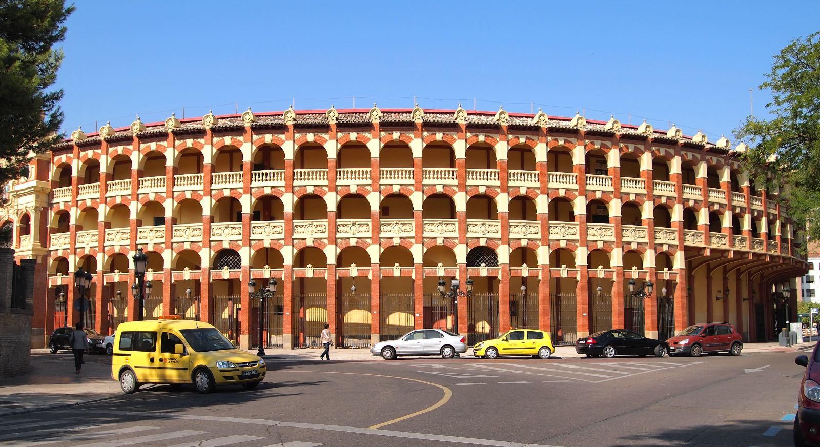 گاوبازی اسپانیا