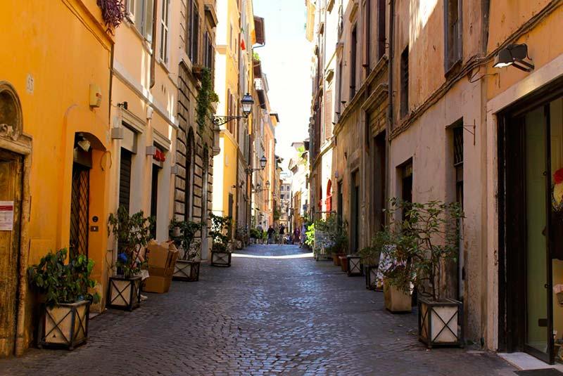 بهترین مراکز خرید رم