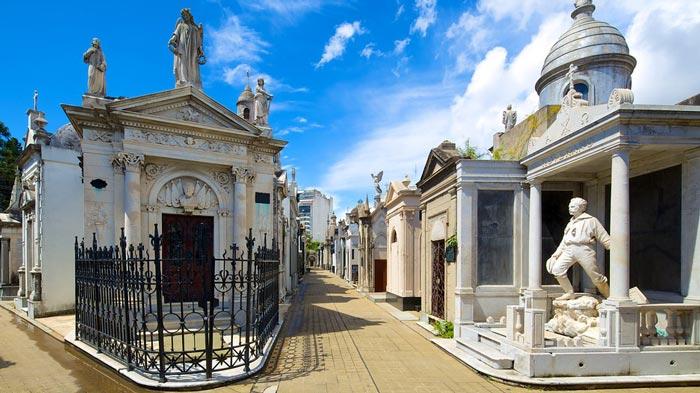 قبرستان تاریخی ریوکولتا بوینس آیرس