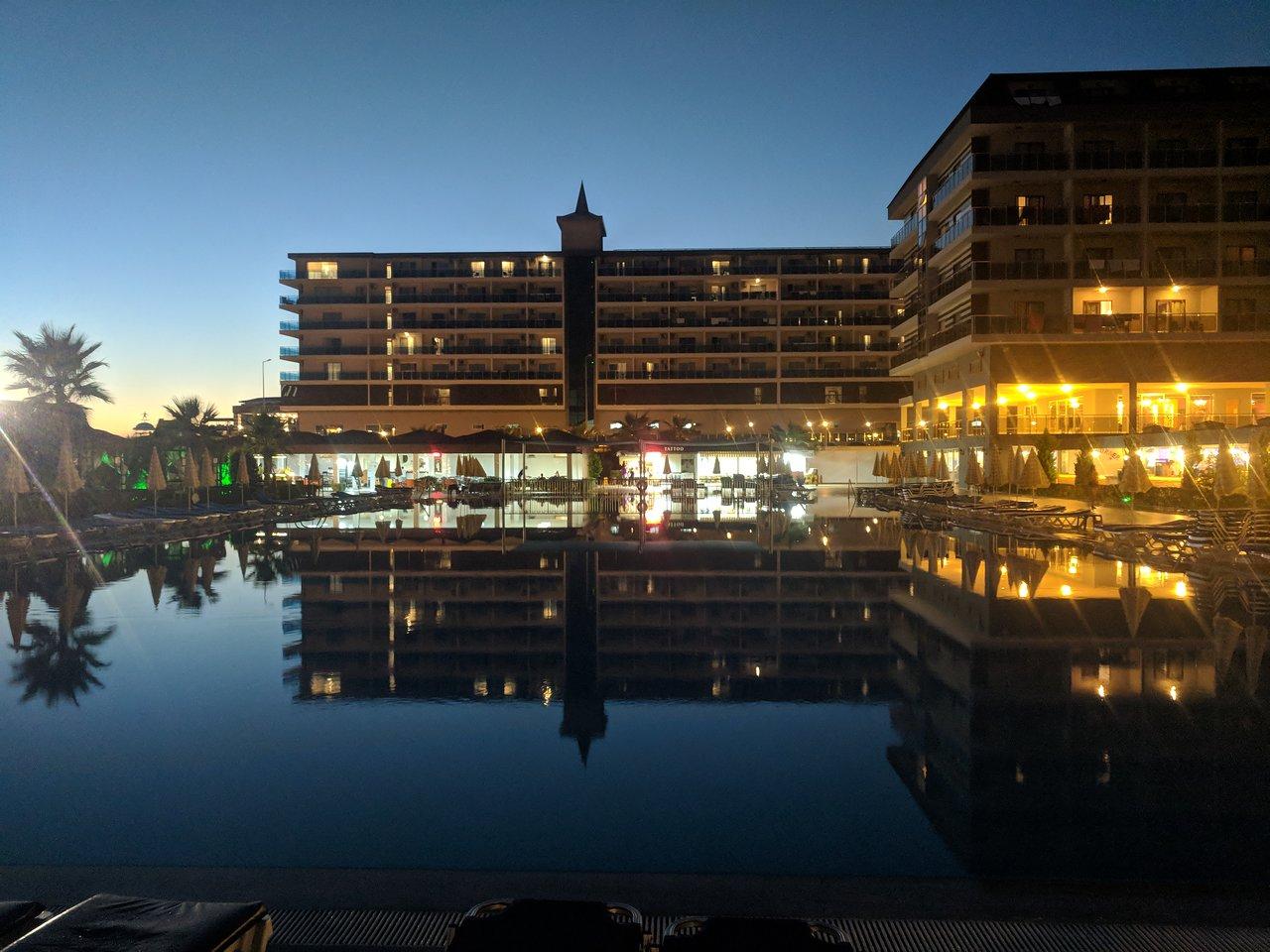 هتل افتالیا آکوا ریزورت آلانیا