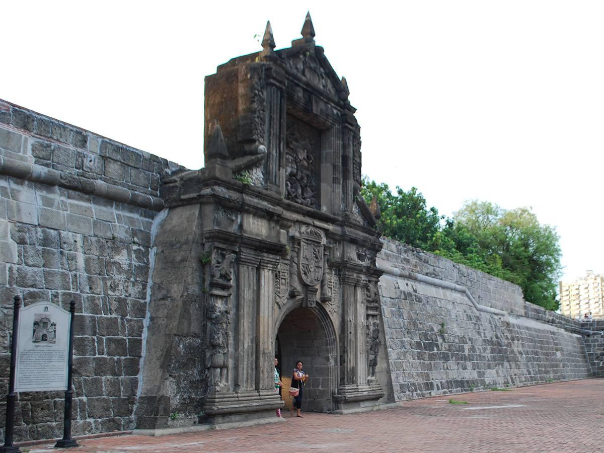 قلعه ای اسپانیایی در فیلیپین