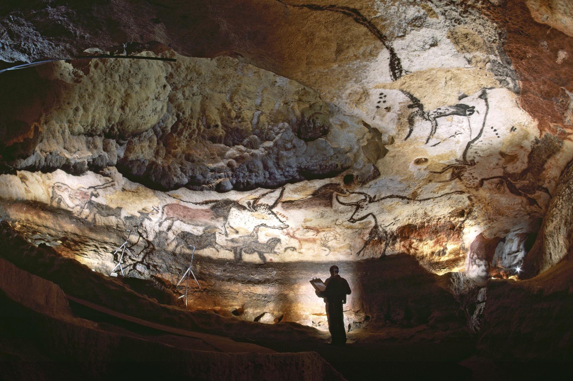غار لاسکو فرانسه