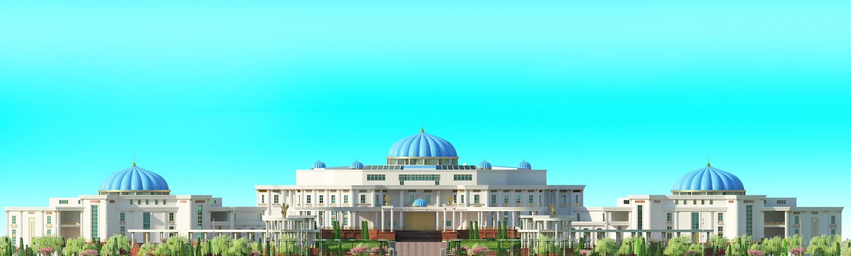 موزه ملی تاریخی عشق آباد