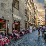 محله های پرجنب وجوش رم