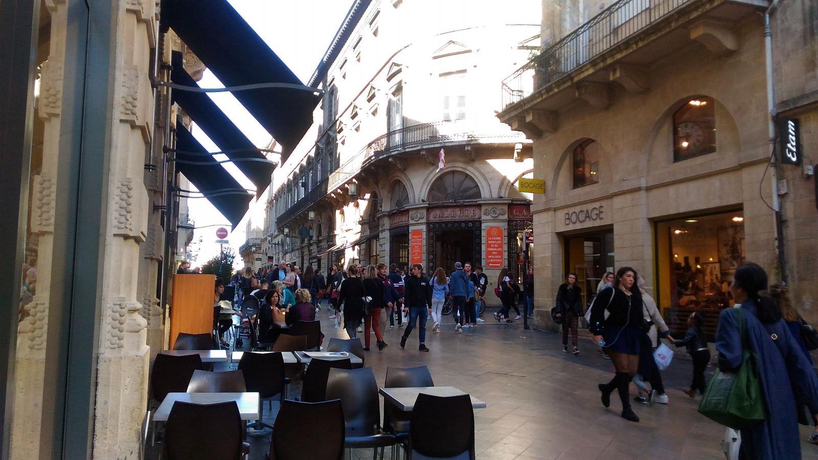خیابان سنت کاترین بوردو