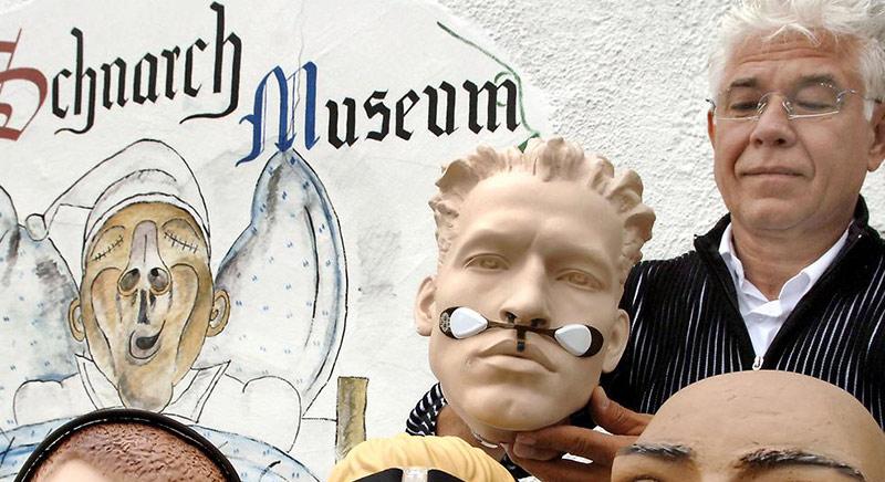 موزه خروپف آلمان