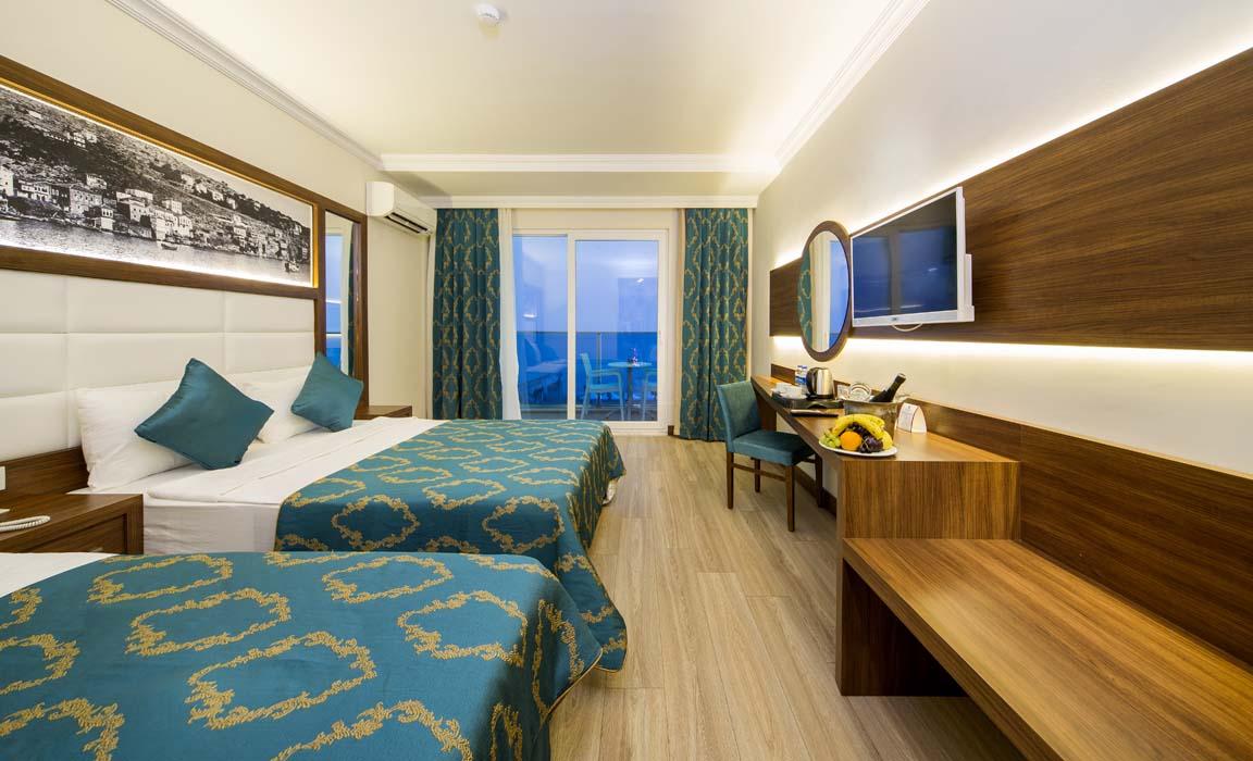 هتل سان استار ریزورت آلانیا
