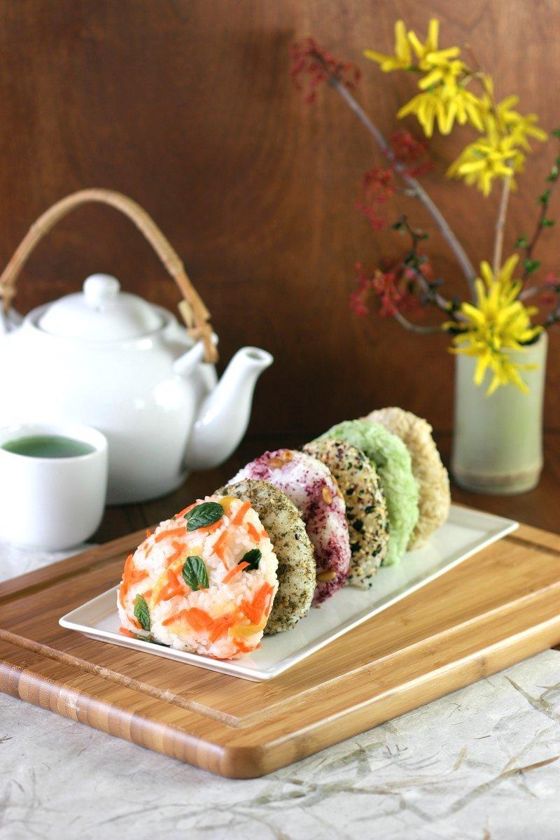 کوفته برنجی ژاپنی