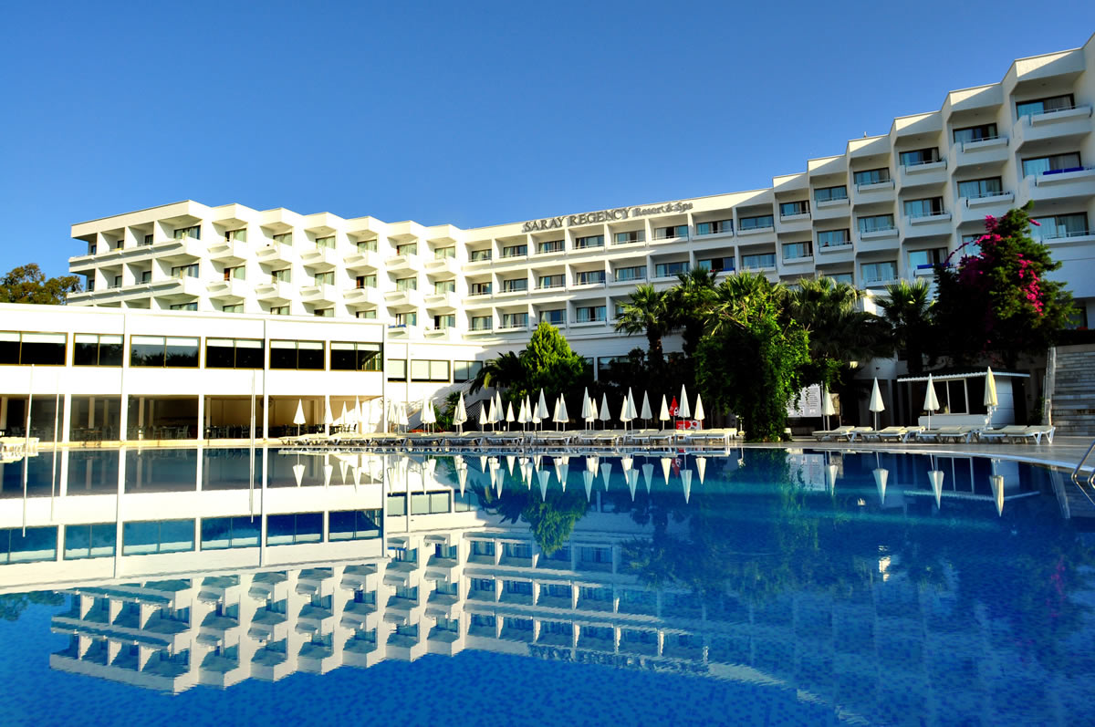 هتل ماریتیم سرای ریجنسی آنتالیا