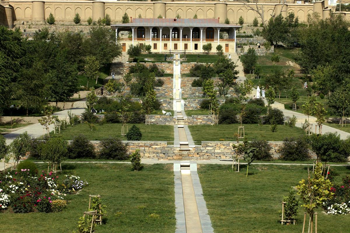 باغ بابرشاه کابل