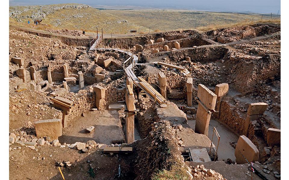 تپه بسیار تاریخی گوبکلی ترکیه