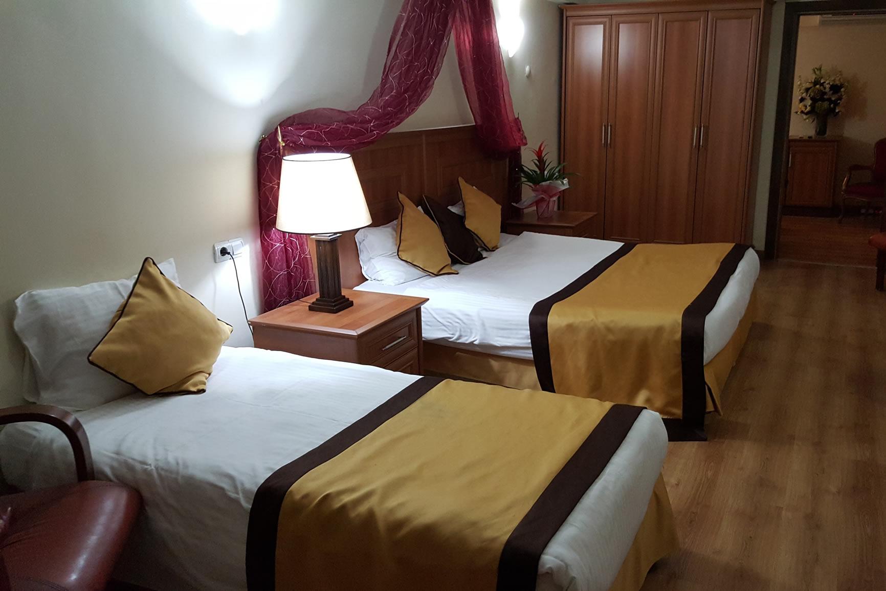 هتل مکه استانبول