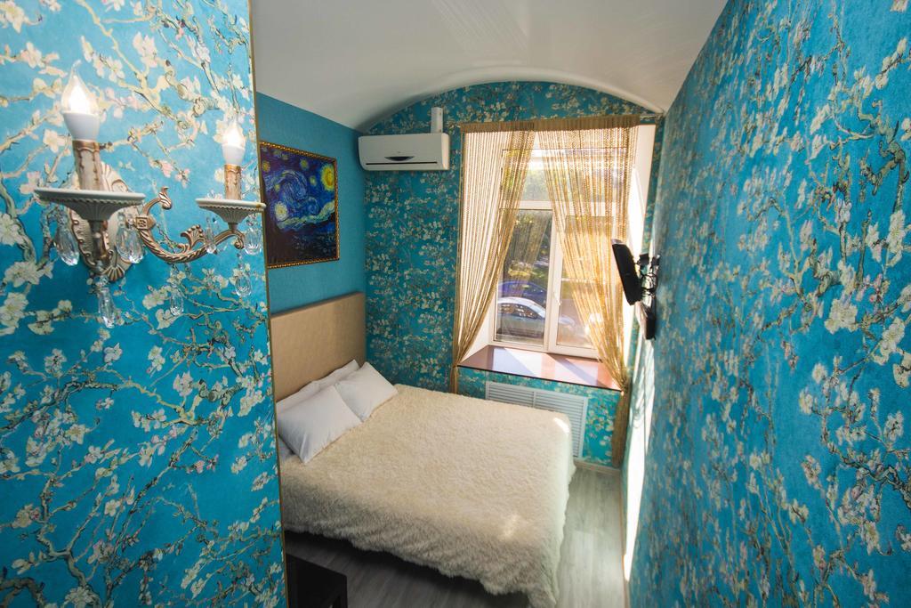 هتل اولهوفکا مسکو