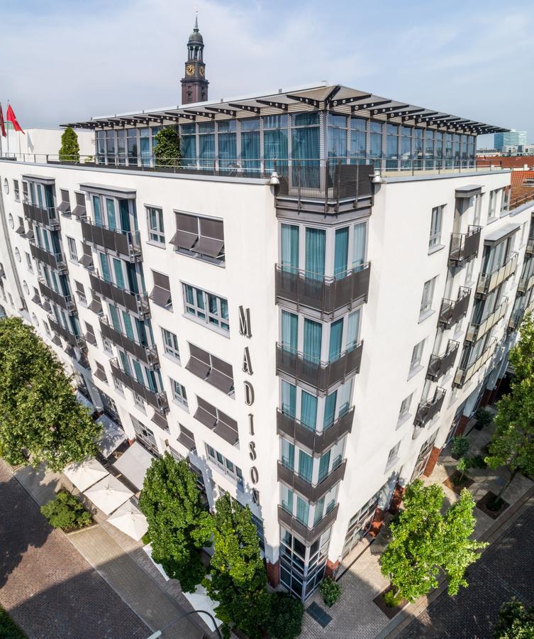 هتل مادیسون هامبورگ | THE MADISON Hotel