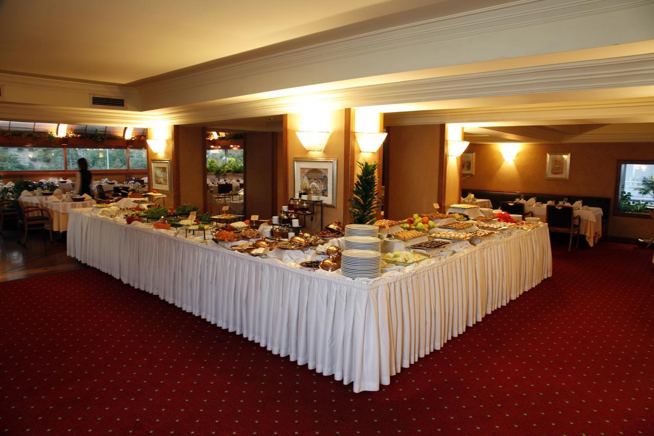 هتل بویوخانلی پارک آنکارا
