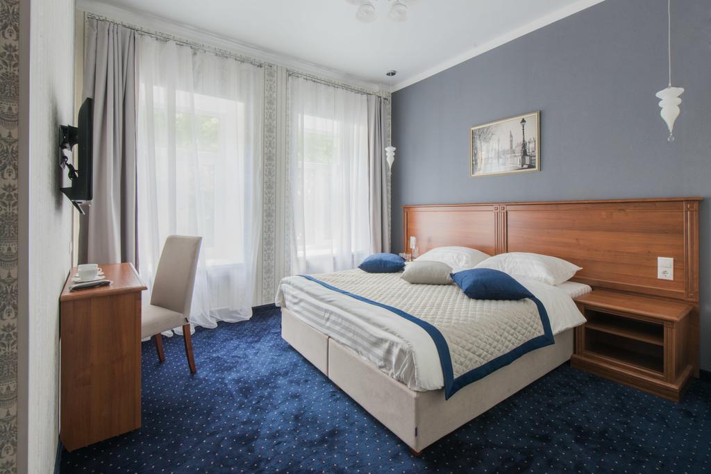 هتل اسکوایر مسکو
