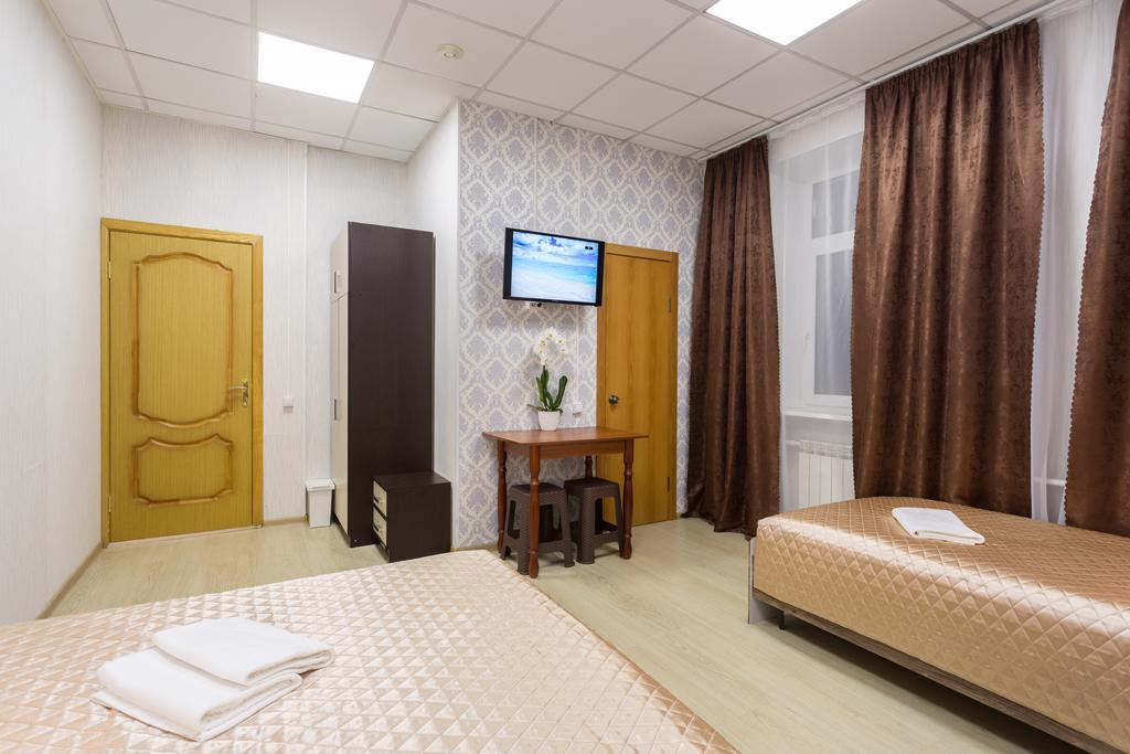 هتل دینستی لفورتوو پارک مسکو