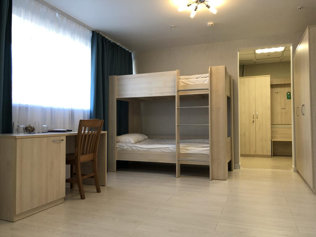 هتل گورودوتل مسکو