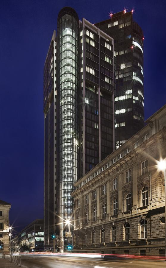 هتل اینساید فرانکفورت | INNSIDE Hotel