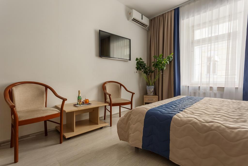 هتل المنت مسکو