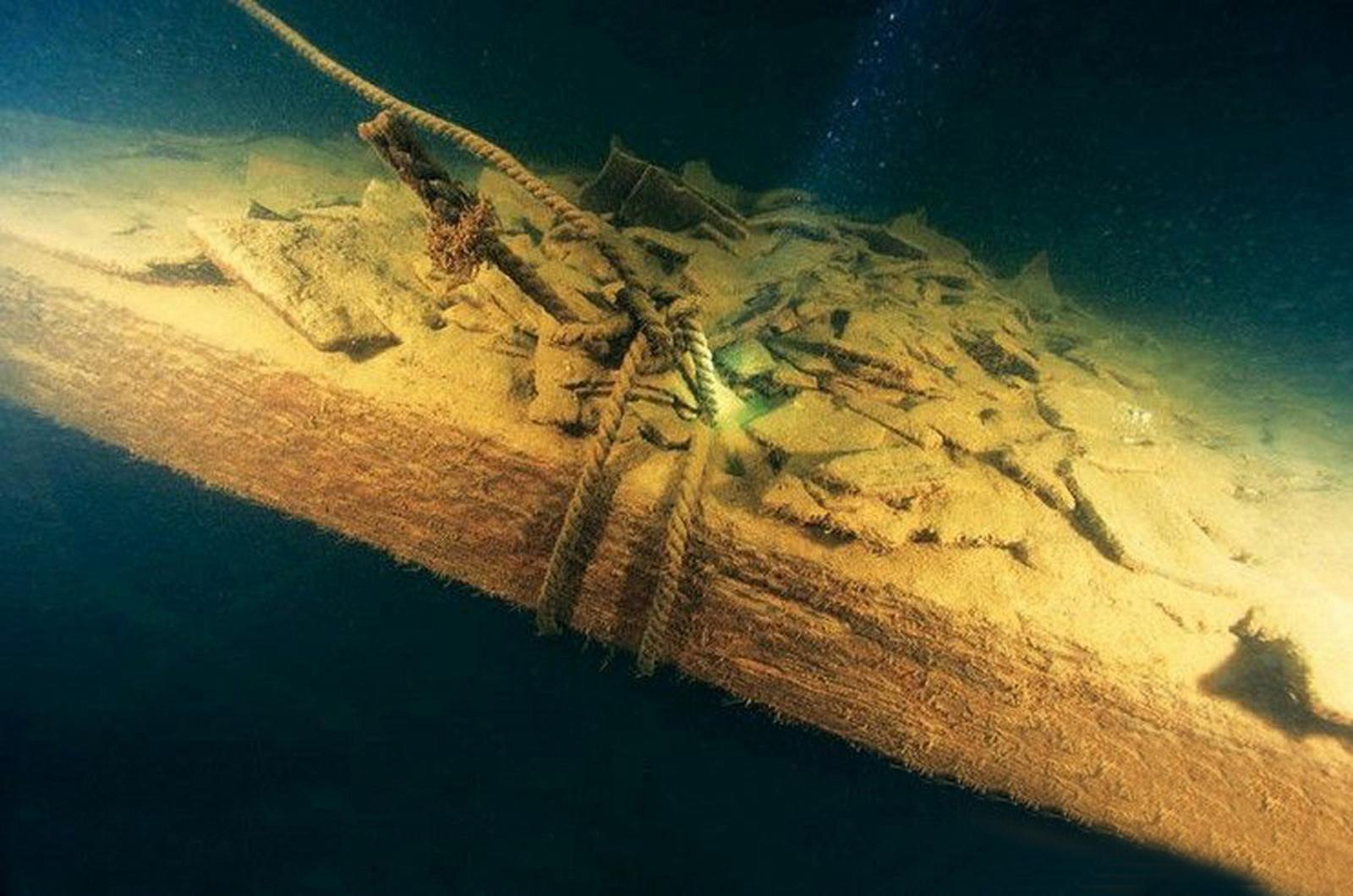 داستان شهرهای مدفون در دریاچه کیادو چین