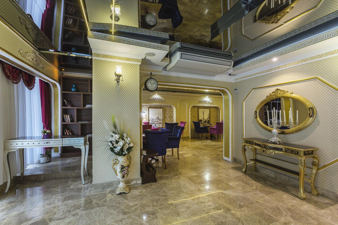 هتل لائوزوس استانبول