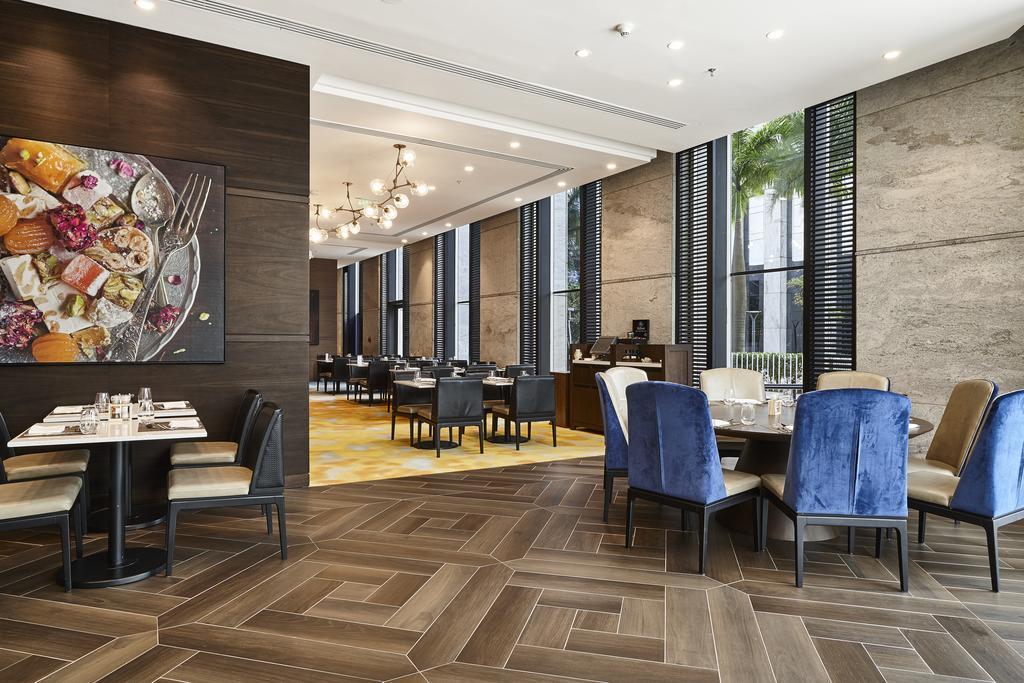 هتل هیلتون سائوپائولو مورامبی