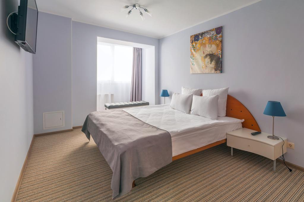 هتل زوزدنایا مسکو