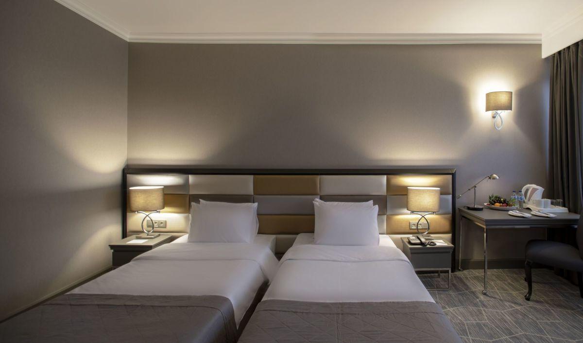 هتل اوتمان پالاس استانبول