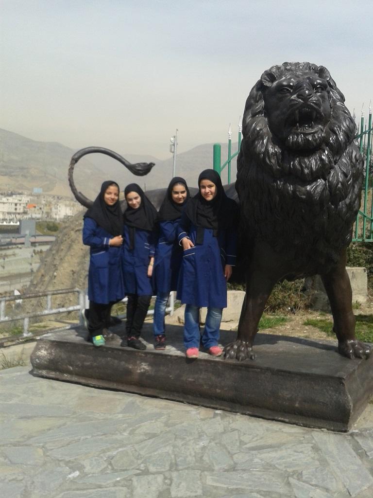 بوستان جوانمردان تهران