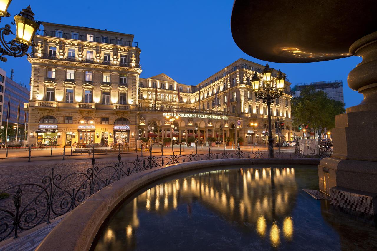 هتل استیگنبرگر هوف فرانکفورت | Steigenberger Frankfurter Hof Hotel