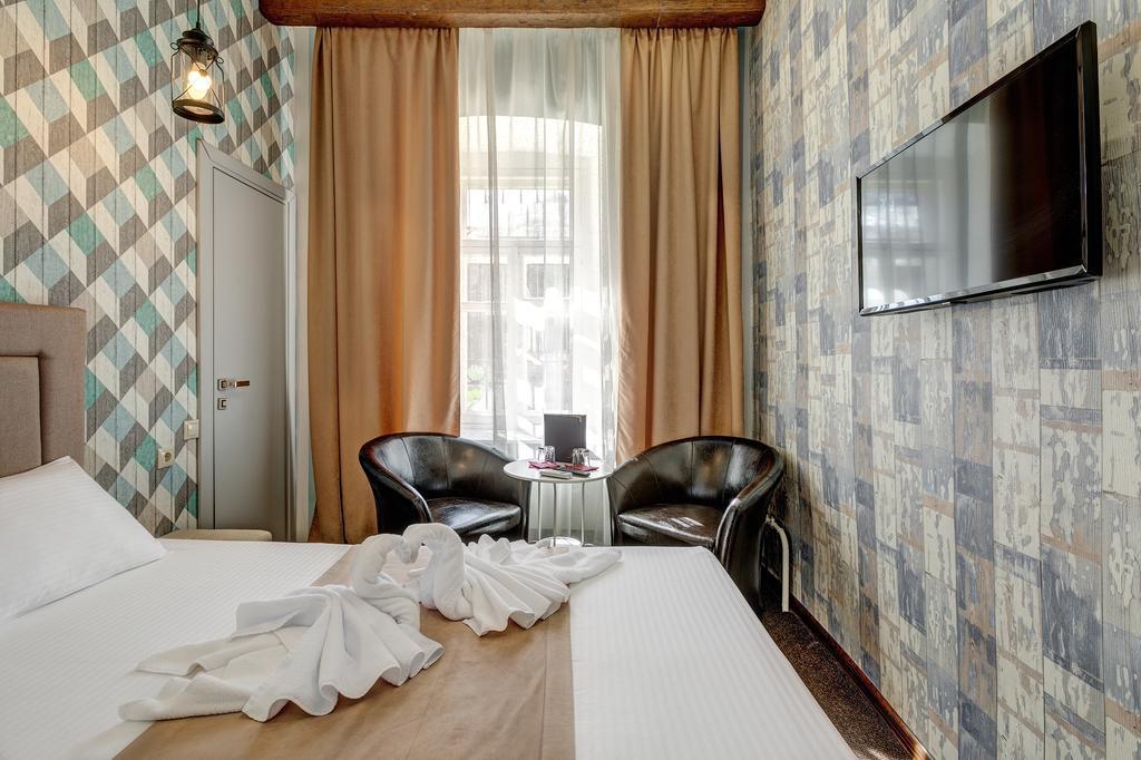 هتل راندیوو تاگانکا مسکو