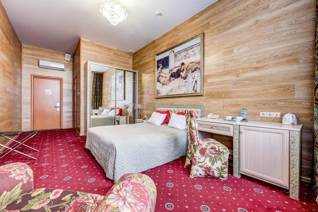 هتل سان فلاور رایور مسکو