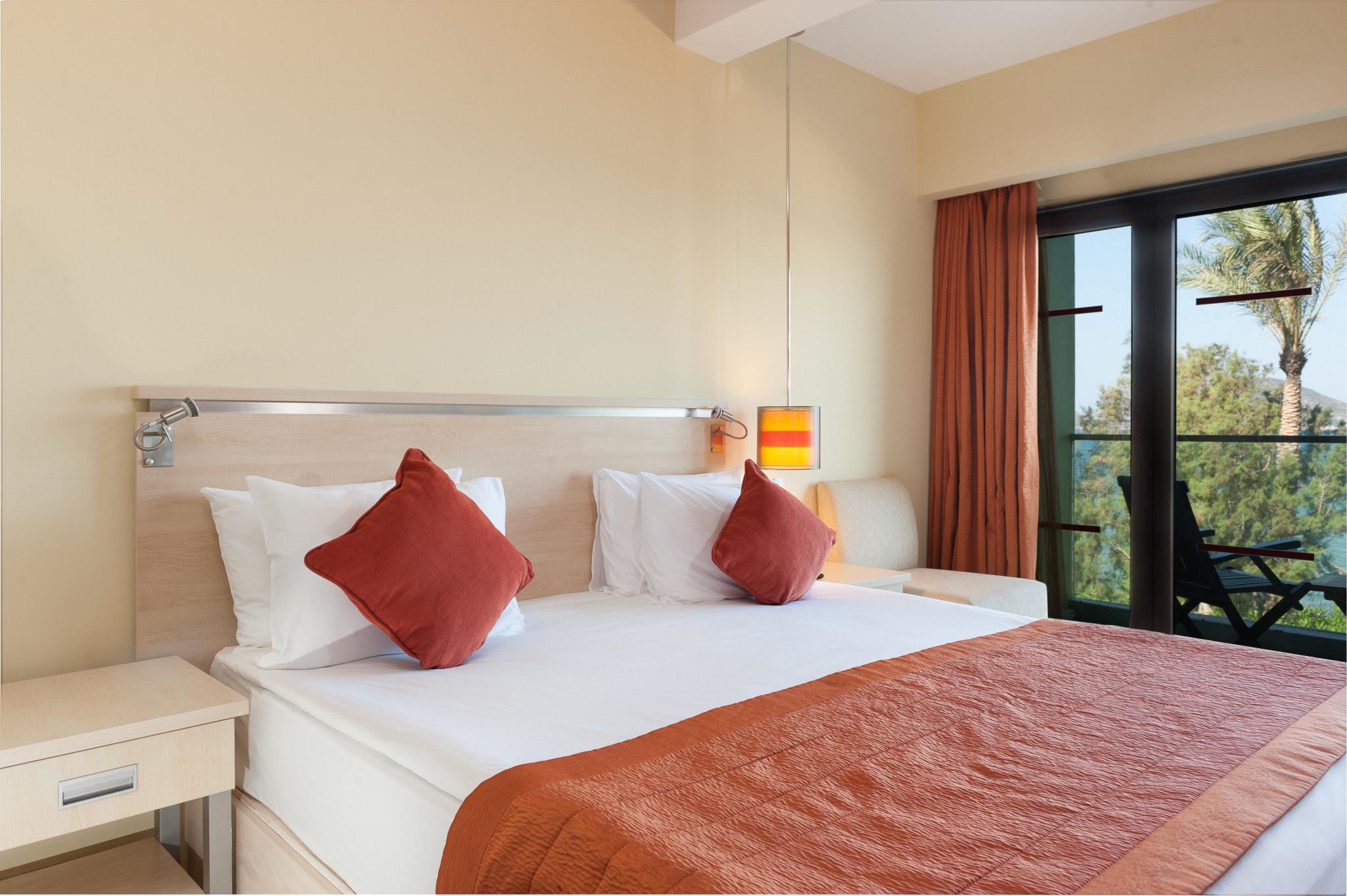 هتل ساندنس سوییتس بدروم