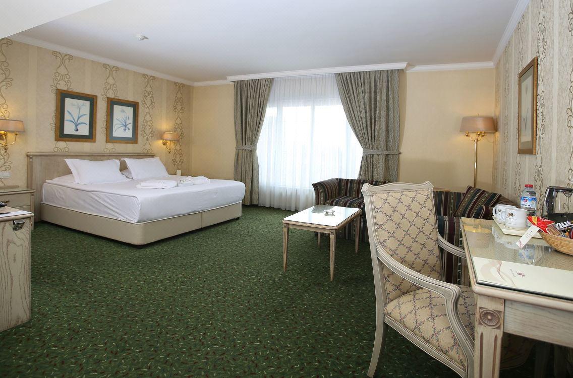 هتل نیوا پالاس آنکارا