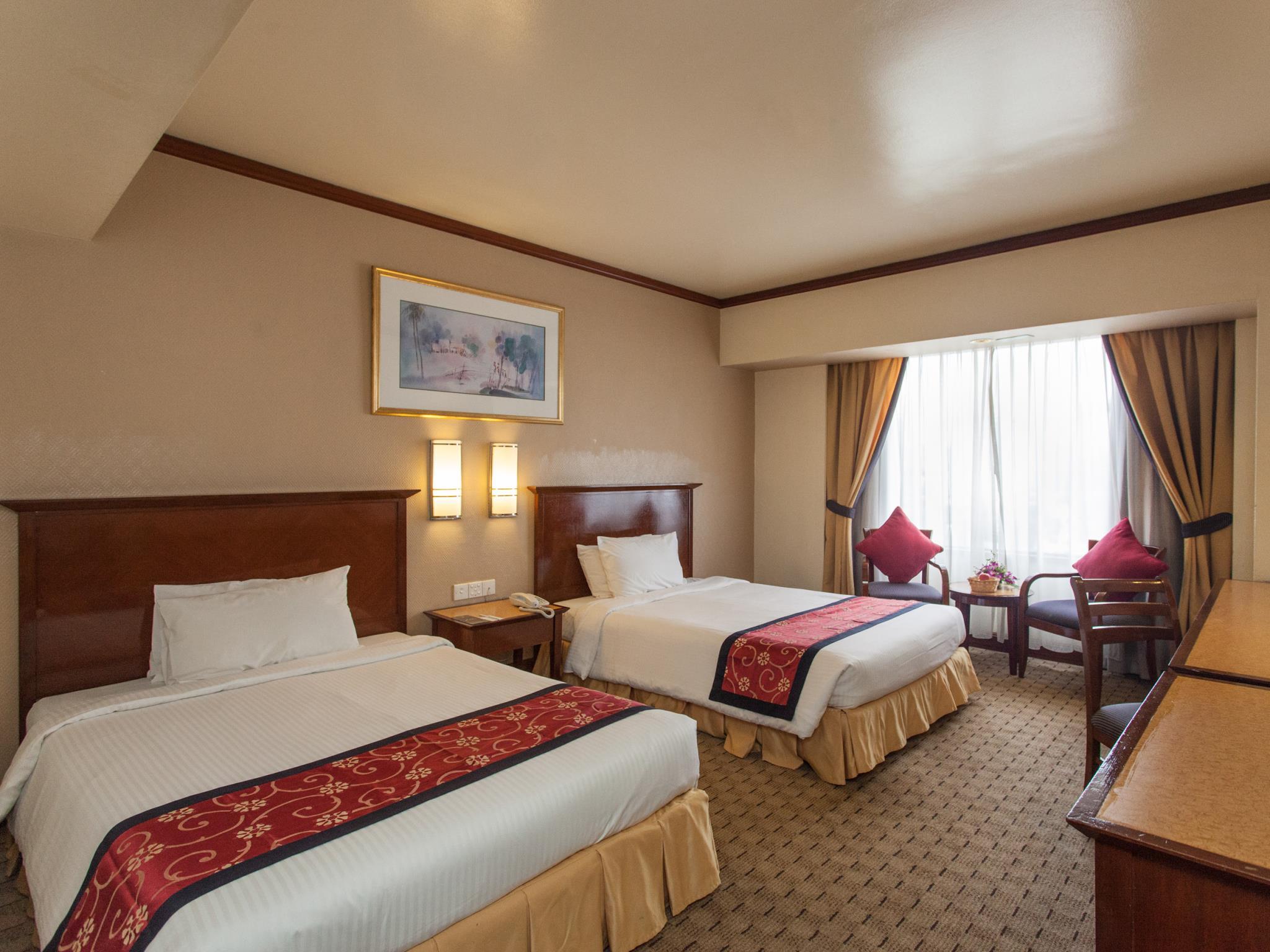 هتل سامیت کوالالامپور سیتی سنتر