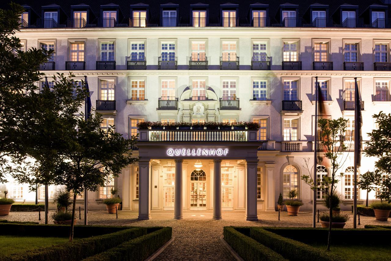 هتل کوئلنهاف آخن   Quellenhof Hotel