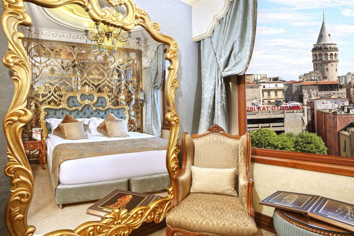 هتل دارو سلطان گالاتا استانبول