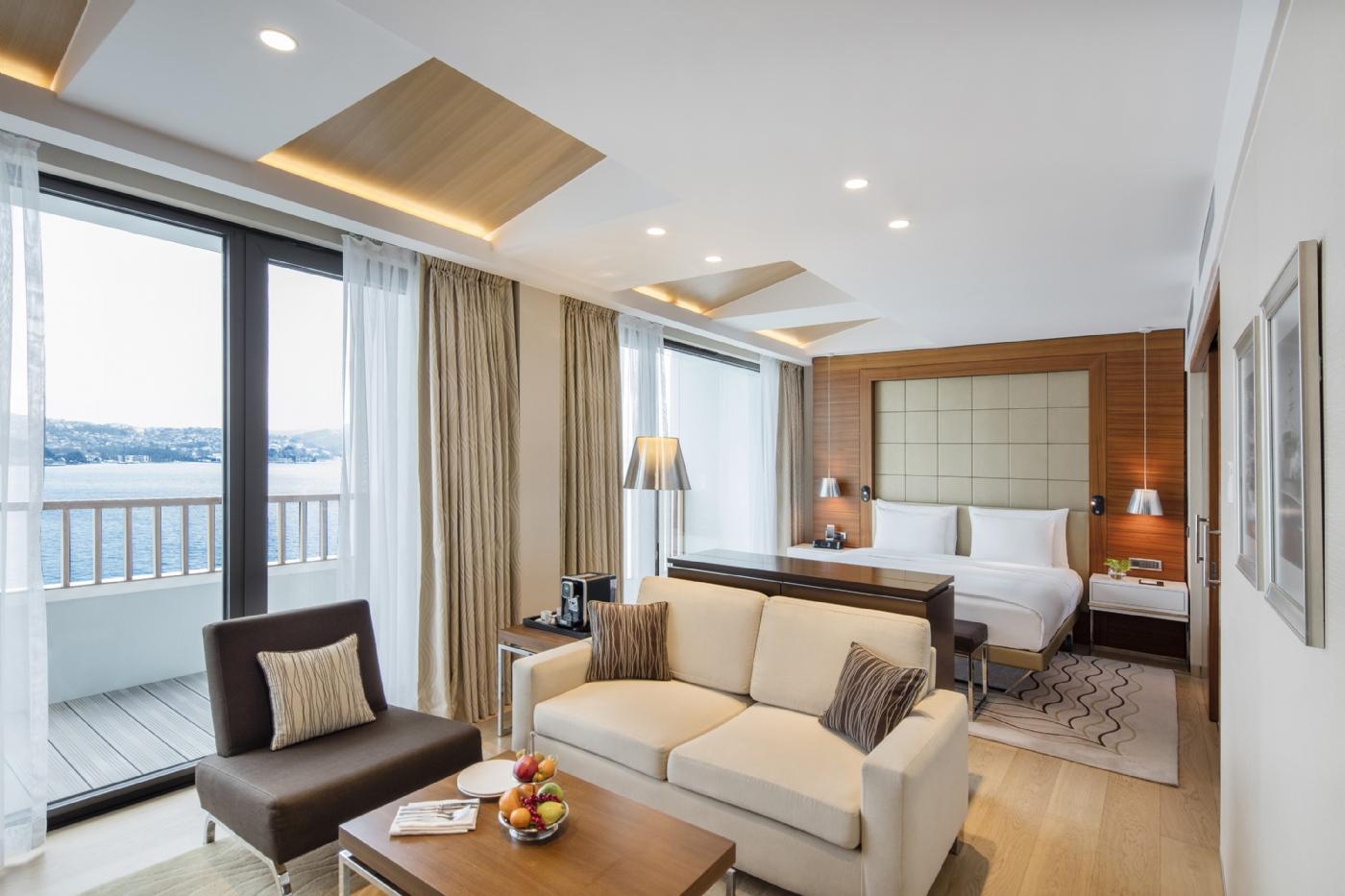 هتل گرند تارابایا استانبول