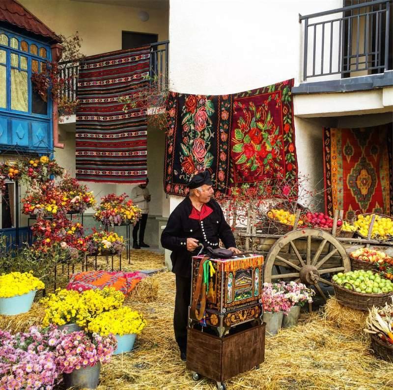 جشنواره روز تفلیس
