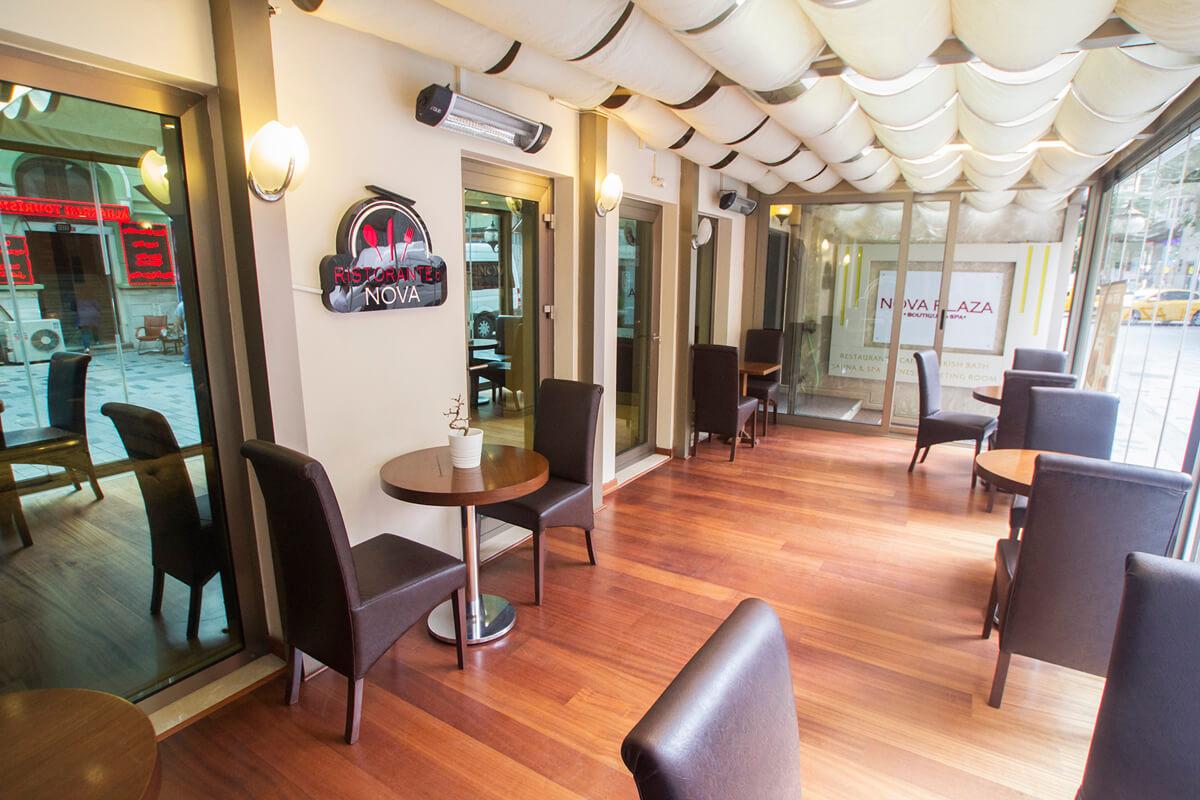 هتل نوا پلازا بوتیک و اسپا استانبول