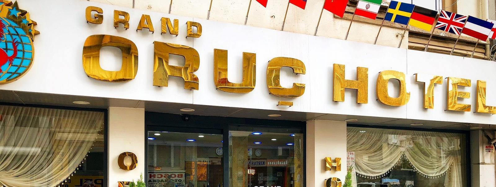 هتل گرند اوروج استانبول