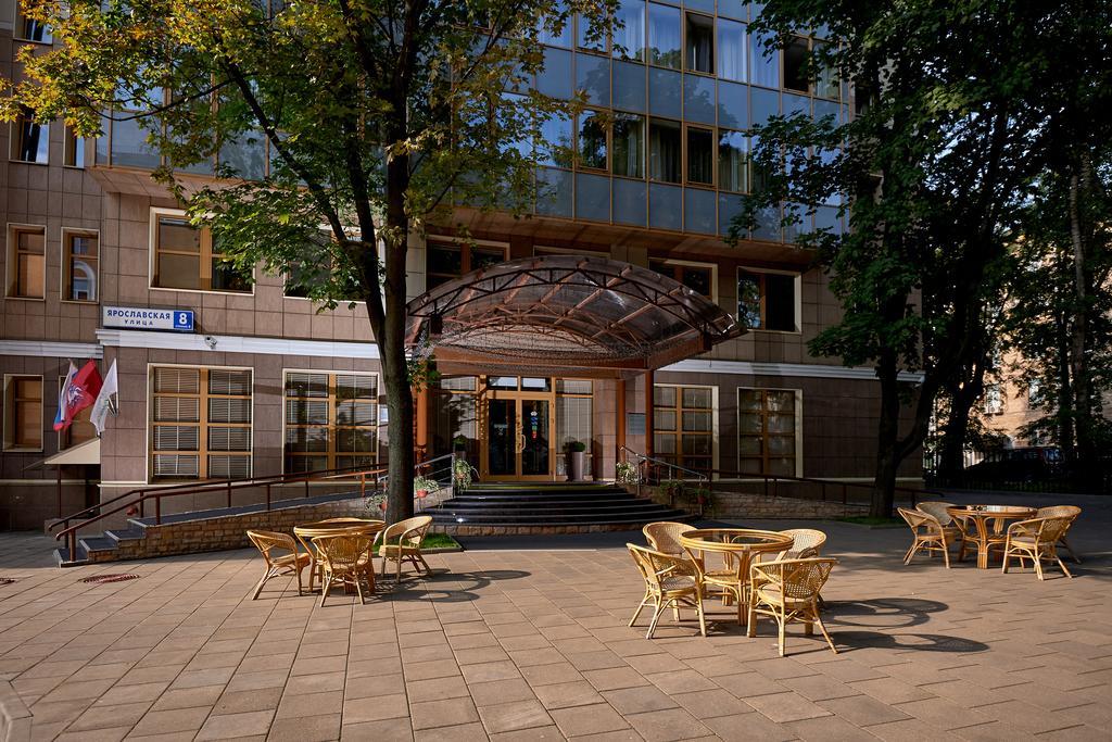 هتل دیزاین مسکو