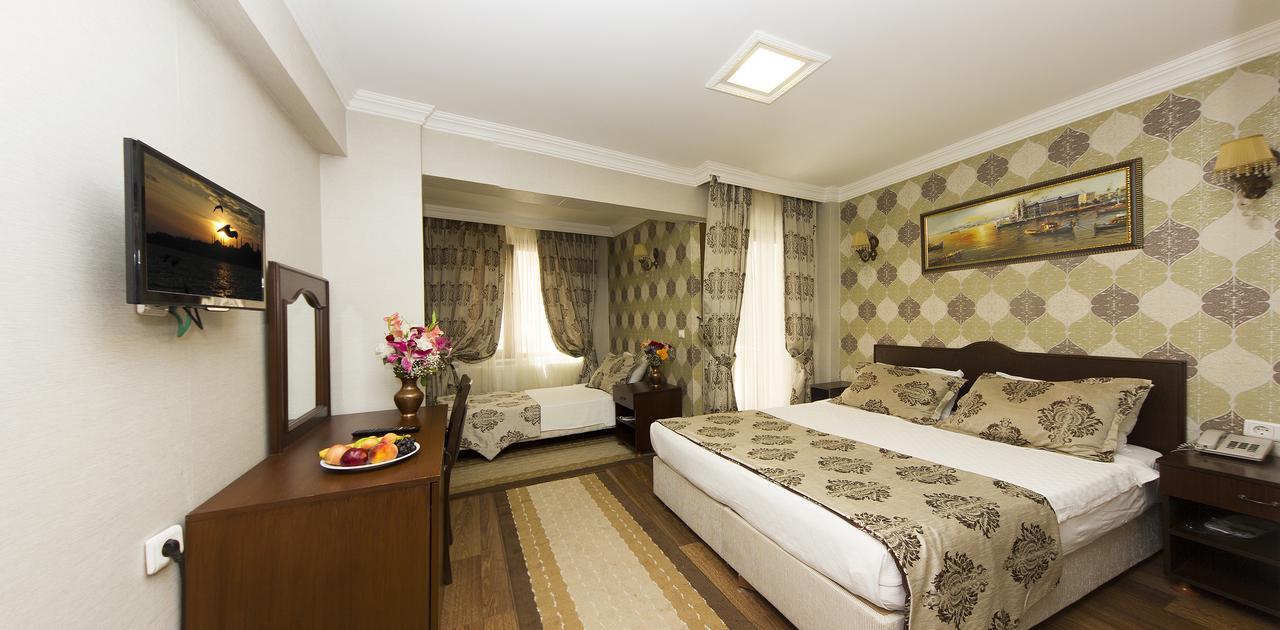 هتل آنتیک استانبول