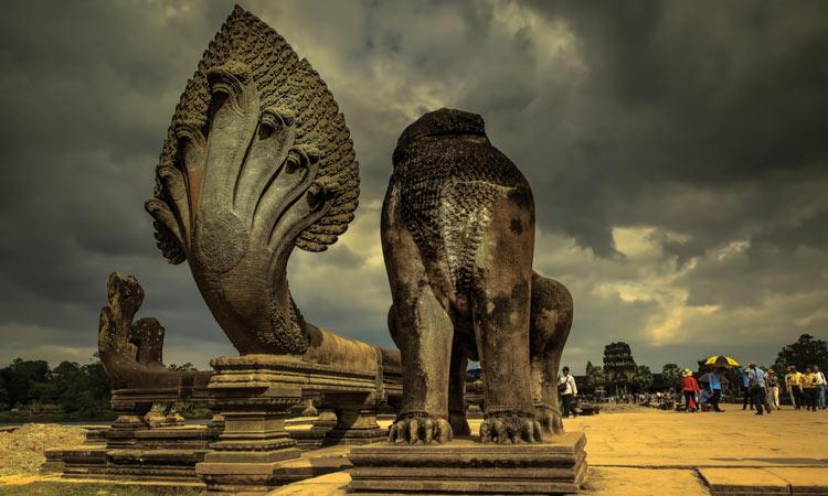 شهر باستانی آنگکور